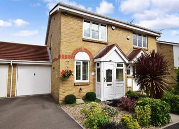 Thumbnail 2 bed semi-detached house for sale in Leigh Road, Wainscott, Rochester, Kent