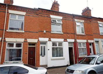 Thumbnail 2 bed terraced house for sale in Warwick Street, Leicester