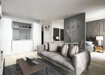 Thumbnail 2 bed flat for sale in The Rectangular Tower, City North, Goodwin Street, Finsbury Park, London