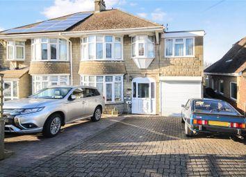 4 bed semi-detached house for sale in Okus Road, Okus, Swindon SN1