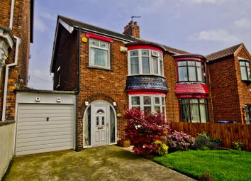 Thumbnail 4 bedroom semi-detached house for sale in Kings Road, North Ormesby, Middlesbrough
