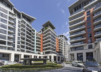 Thumbnail 3 bed flat to rent in The Boulevard, Imperial Wharf, London