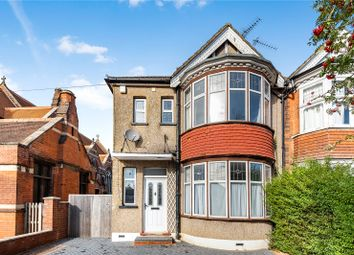 3 bed end terrace house for sale in Longley Road, Harrow, Middlesex HA1