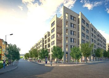 Thumbnail 1 bed flat for sale in Harbourside, Marine Wharf East, Plough Way, Surrey Quays