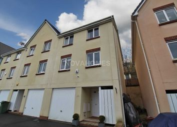 Thumbnail 4 bed terraced house for sale in Bridge View, Plymouth