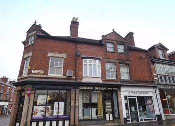 Thumbnail Commercial property for sale in Fountain Street, Leek, Staffordshire