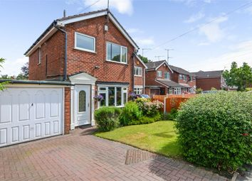 Thumbnail 3 bed detached house for sale in Uttoxeter Road, Stoke-On-Trent, Staffordshire