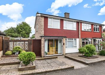 Thumbnail 3 bed semi-detached house for sale in Downleys Close, London