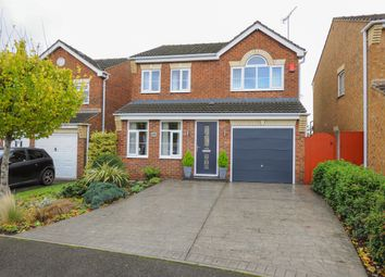 Thumbnail 4 bed detached house for sale in Bamford Road, Inkersall, Chesterfield