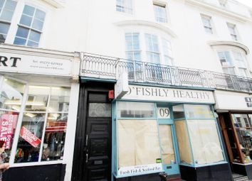 Thumbnail 1 bed flat to rent in St. James's Street, Brighton