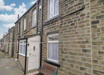 Thumbnail 1 bed terraced house for sale in Chapel Terrace, Crosland Moor, Huddersfield