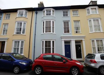 Thumbnail 5 bed terraced house for sale in New Street, Aberystwyth