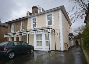 Thumbnail 3 bedroom maisonette for sale in Dymoke Road, Hornchurch