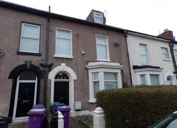 Thumbnail 5 bed terraced house for sale in Grey Road, Liverpool, Merseyside