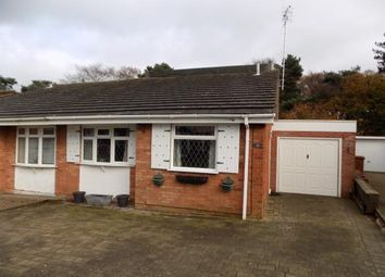 Thumbnail 3 bed semi-detached house for sale in Larchwood Crescent, Sutton Coldfield, West Midlands