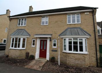4 bed detached house for sale in Fieldfare Close, Stowmarket IP14