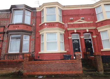Thumbnail 3 bed terraced house to rent in Keble Road, Bootle