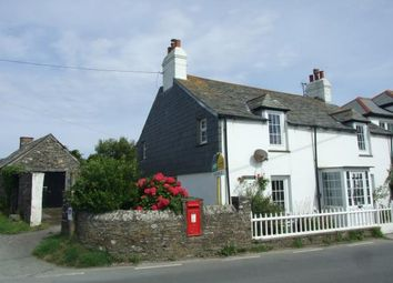Thumbnail 3 bed detached house for sale in Tintagel, Cornwall, .