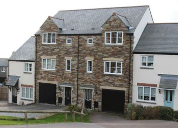 Thumbnail 4 bed terraced house for sale in Hilda Row, Gwithian Road, St. Austell