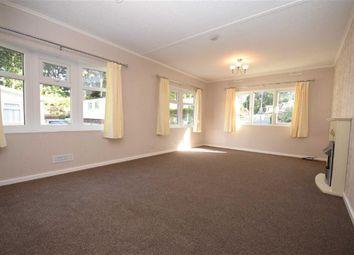 Thumbnail 2 bed mobile/park home for sale in Oakland Glen, Walton Le Dale, Preston, Lancashire