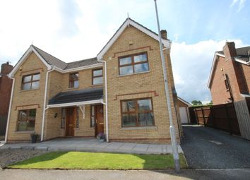 Thumbnail 3 bed semi-detached house for sale in Laurel Wood, Ballinderry Lower, Lisburn