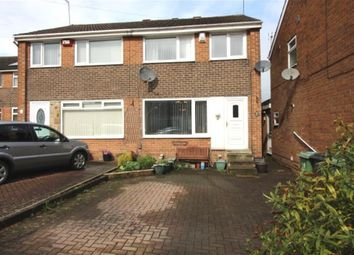 Thumbnail 3 bed semi-detached house for sale in Swinnow Gardens, Bramley