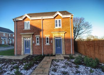 Thumbnail 2 bed semi-detached house for sale in Brierley Road, Waingroves, Ripley