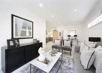 Thumbnail 4 bed mews house for sale in Cleary Court, Vicarage Crescent, London