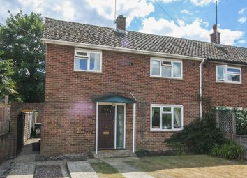 Thumbnail 3 bed semi-detached house for sale in Allanson Road, Marlow