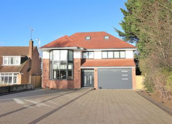 Thumbnail 7 bed detached house to rent in Orchard Close, Elstree, Borehamwood