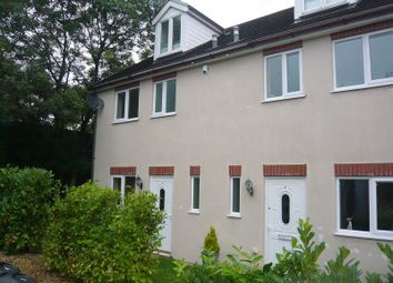 Thumbnail 3 bed semi-detached house to rent in Ger Y Bont, Castle View, Bridgend