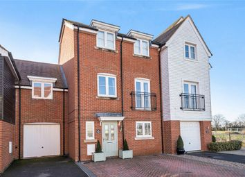 Thumbnail 4 bed town house for sale in Bluewater Quay, Wixams, Bedford