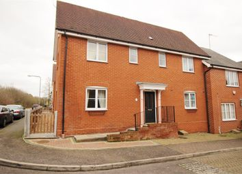 Thumbnail 4 bed semi-detached house for sale in Hayden Road, Waltham Abbey, Essex