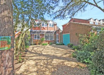 Thumbnail 3 bed link-detached house for sale in Shorefield Crescent, Milford On Sea, Lymington