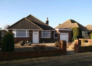 Thumbnail 3 bedroom detached bungalow to rent in Hastings Avenue, Seaford