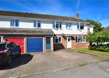 Thumbnail 3 bed terraced bungalow for sale in Cawkell Close, Stansted