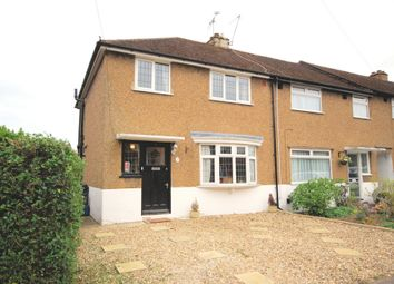 Thumbnail 3 bed end terrace house to rent in Napsbury Avenue, London Colney