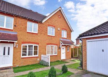 3 bed semi-detached house for sale in Clement Close, Milton Regis, Sittingbourne, Kent ME10