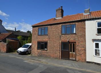 Thumbnail 3 bed cottage for sale in Church Lane, Withernwick, East Yorkshire