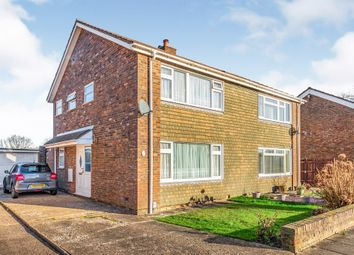 3 bed semi-detached house for sale in Coltash Road, Furnace Green, Crawley RH10