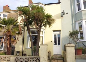Thumbnail 3 bed terraced house for sale in Sea View, Portland