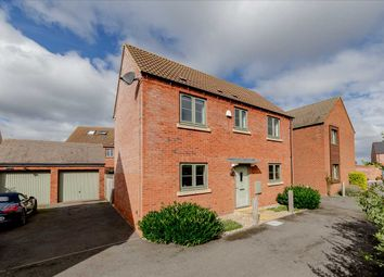 Thumbnail 3 bed detached house for sale in Fair Isle View, Oakridge Park, Milton Keynes