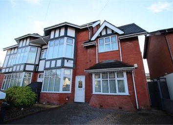 Thumbnail 4 bed semi-detached house for sale in Kimberley Drive, Crosby, Liverpool, Merseyside