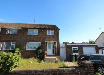 Thumbnail 3 bed property to rent in Bradley Road, Luton