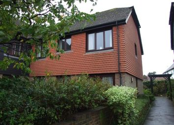 Thumbnail 2 bed flat for sale in Market Road, Battle, East Sussex