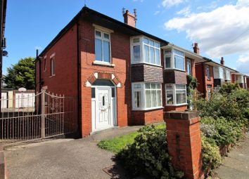 Thumbnail 3 bed semi-detached house to rent in Cleator Ave, Bispham