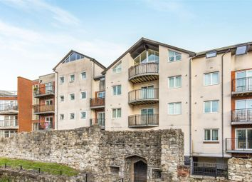 Thumbnail 2 bed flat for sale in Admirals Wharf, Lower Canal Walk, Southampton