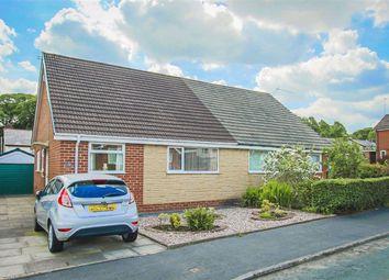 Thumbnail 2 bed semi-detached bungalow for sale in Lynwood Avenue, Clayton Le Moors, Lancashire