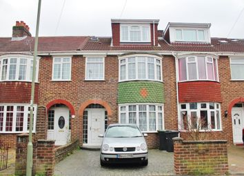 Thumbnail 4 bed terraced house for sale in Vale Grove, Gosport, Hampshire