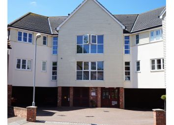 Thumbnail 1 bed flat for sale in Westwood Close, Maidstone